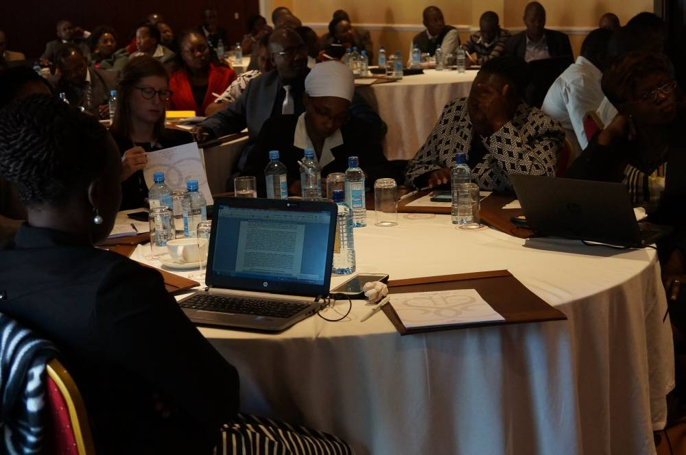 stakeholders attend single registry sensitization workshop